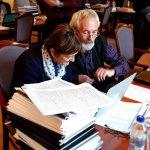 Az OTDK Szakmai Bizottság ülése